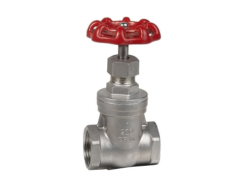 Threaded Non-rising Stem Gate Valve