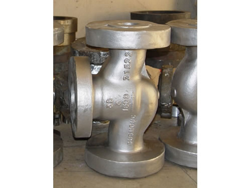 DIN Stainless Steel Lift Type Check Valve