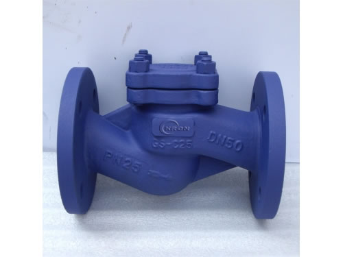 DIN Cast Steel Lift Type Check Valve